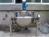 商用小型不锈钢恒温电热可倾式反应锅