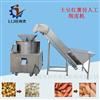 LJ-750红薯仿人工刀削机器紫薯削皮加工定制